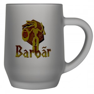 Barbar glas  25 cl
