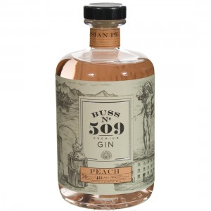 Buss N°509 Persian Peach 40°  70 cl