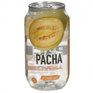 Pacha limonade  Meloen  33 cl  Blik