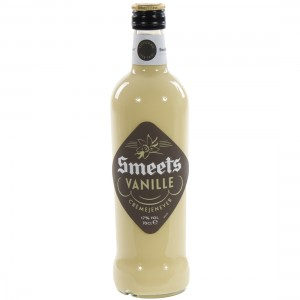 Smeets Cream jenever  Vanille  70 cl
