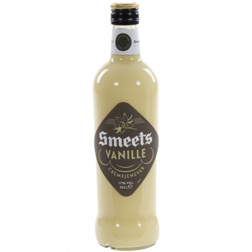 Smeets Cream jenever  Vanille  70 cl