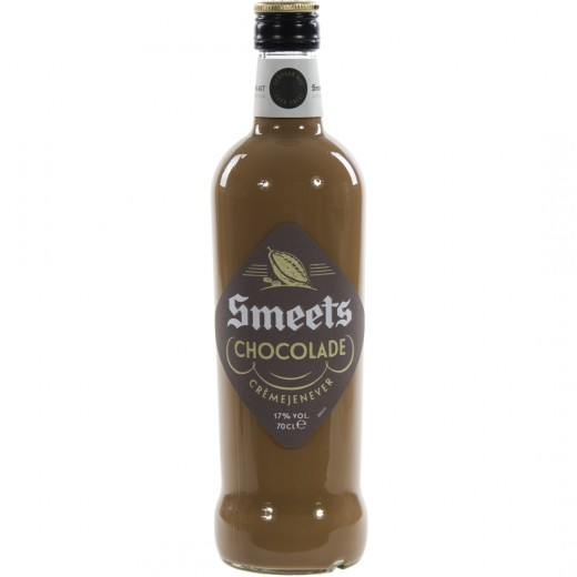Smeets Cream jenever  Chocolate  70 cl