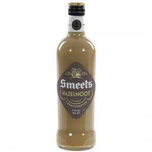 Smeets Cream jenever  Hazelnoot  70 cl