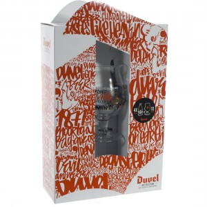 Duvel Meyer geschenkverpakking  4fles+ 1glas