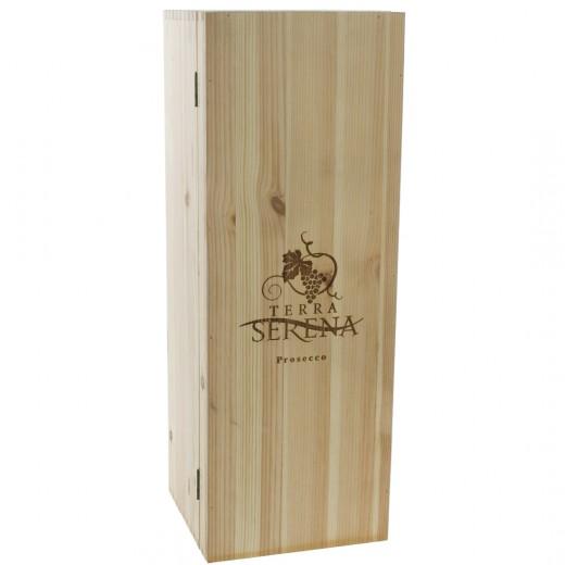 Prosecco Terra Serena Extra Dry  3 liter  Kist 1fles