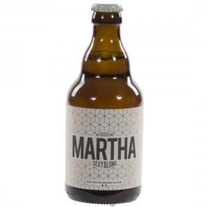 Martha  Blond  33 cl   Fles