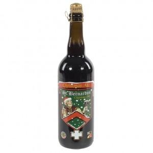 St Bernardus Christmas Ale  Donker  75 cl   Fles