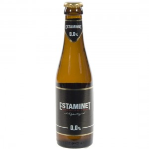 Estaminet Pils 0%  25 cl   Fles