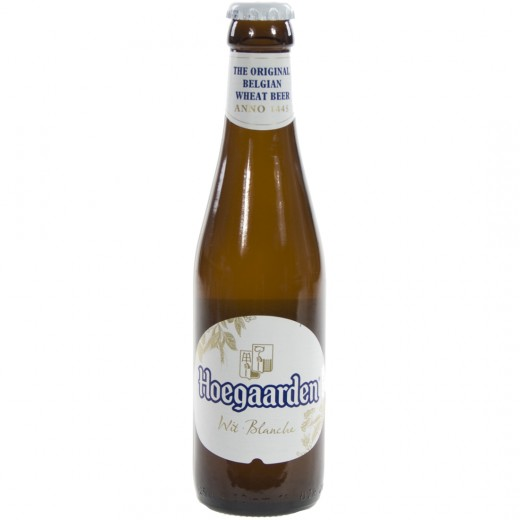 Hoegaarden  Wit  .  25 cl