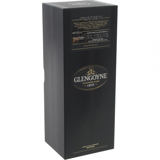 Glengoyne 21 Years old whisky 43%  70 cl