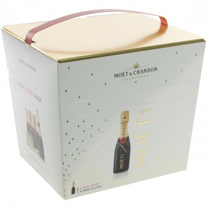 Moet & Chandon Imperial Share Mini  20 cl  Doos  6 st