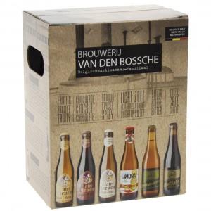 Degustatiebox Pater Lieven  33 cl  6 Flessen
