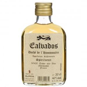 Calvados Duche Hammoniere 40%  20 cl