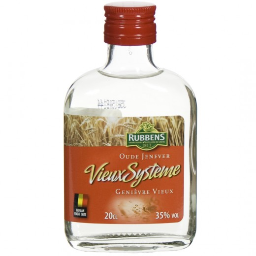 Vieux Systeme Oude Jenever 35%  20 cl
