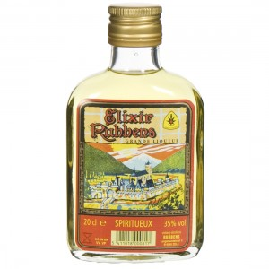 Elixir Rubbens 35%  20 cl