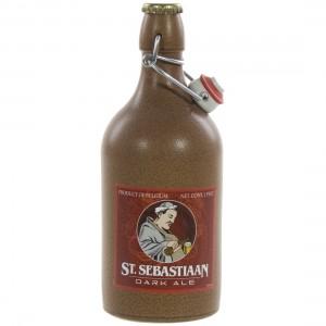 St Sebastiaan  Dark  50 cl   Fles