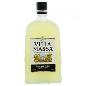 Limoncello Villa Massa 30%  70 cl   Fles