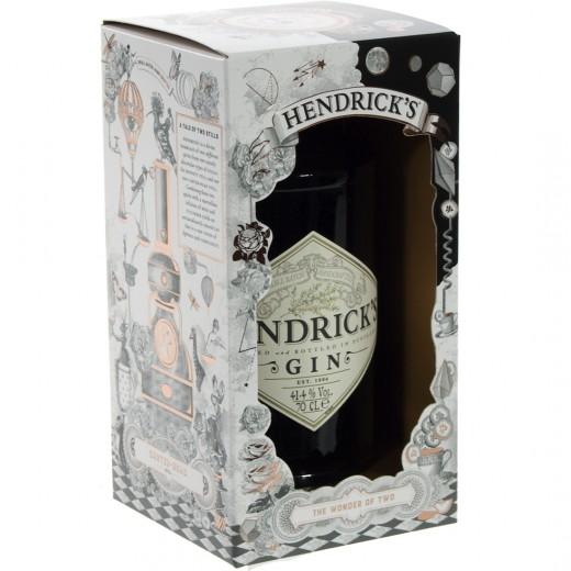 Hendrickx gin Wonder of Two  70 cl