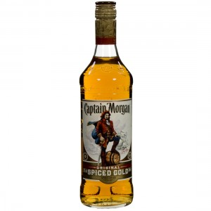 Captain Morgan Spiced Gold  70 cl   Fles