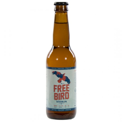 Free Bird Session Ipa  33 cl   Fles