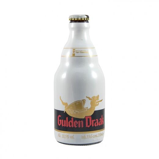 Gulden Draak  Bruin  .  33 cl